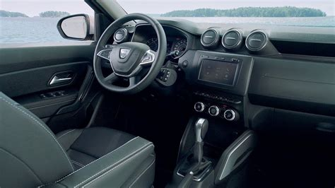 interior duster 2018 dacia duster interior