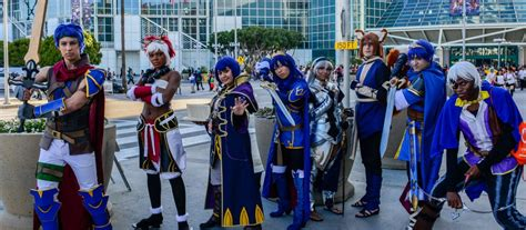 Day 0 Anime Expo by The Day 2 Cosplayers Of Anime Expo 2016 Bentobyte