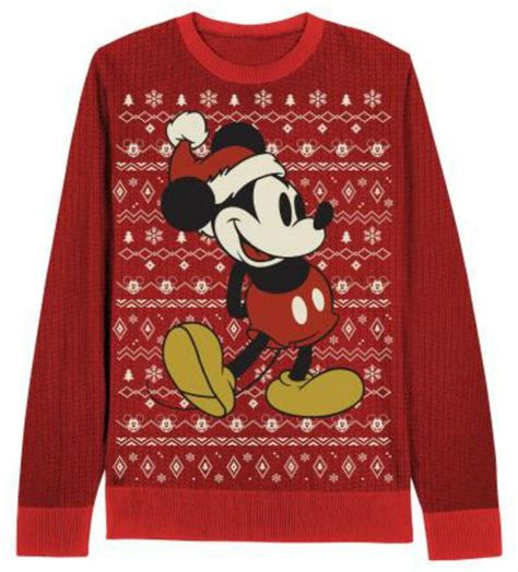 Sweater Micky Mouse Sweater Cowok Murah disney mickey mouse sweater sizes sm to xl disney stitch fix and