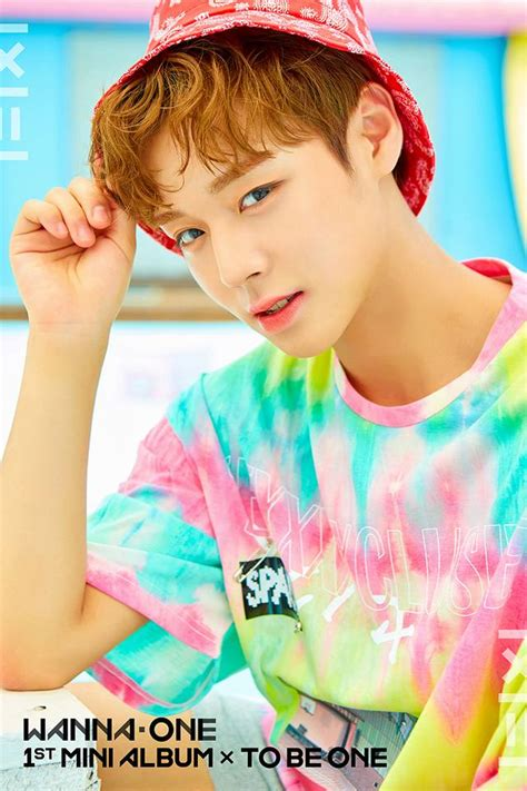 photocard wanna one park jihoon update wanna one releases more individual teasers in 2