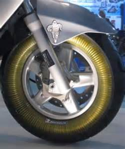 Car Tires Without Air Airless Tire 500 Michelinairlesswtmk Thethrottle