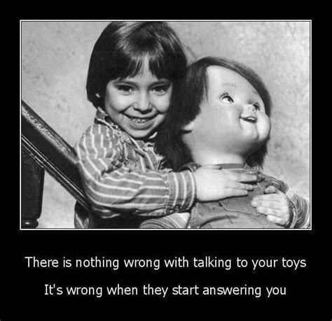chucky movie joke evil toys funny pictures quotes memes jokes