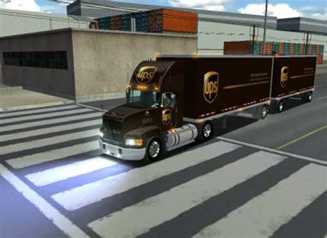 simulator game mod 18 wos haulin ups combo skin trailer 18 wos haulin simulator games