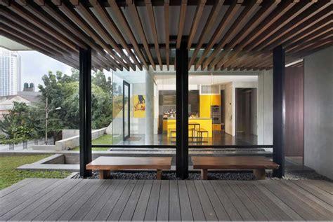desain teras rumah mewah  cantik arsitag