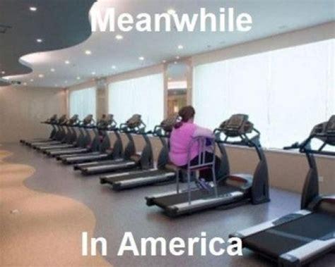 Merica Wheelchair Meme - meanwhile at the gym focus guff
