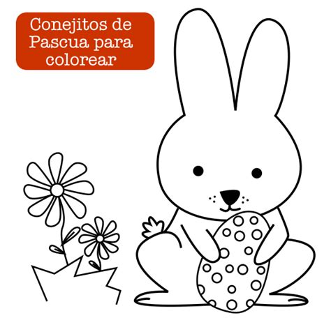 imagenes de conejitos von mensaje de motivacion colorear conejitos de pascua manualidades euroresidentes