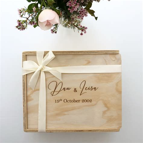 Wedding Box Bridal by The Bridal Box Co Bridal Wedding Gifts Gift Boxes
