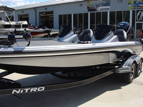bass boat nitro z21 nitro z21 bass boats new in warsaw mo us boattest