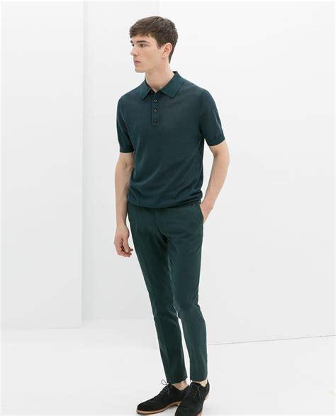 Zara Polos by Zara Classic Polo Shirt 2015