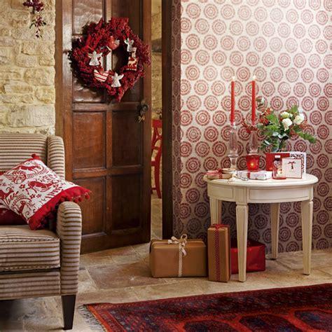 country homes and interiors christmas ho ho ho memade christmas sorry room envy