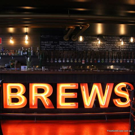 house of brews house of brews surfers paradise beer bar restaurant equal pay charity good food gold
