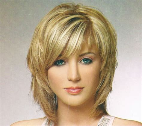 with bob haircuts with bangs for fine hair on different bun types