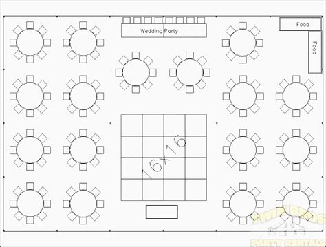 Table Seating by Table Seating Chart Template Sesigncorp