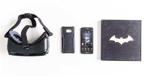Batman Samsung S7 Edge 1 unboxing the batman samsung galaxy s7 edge and gear vr