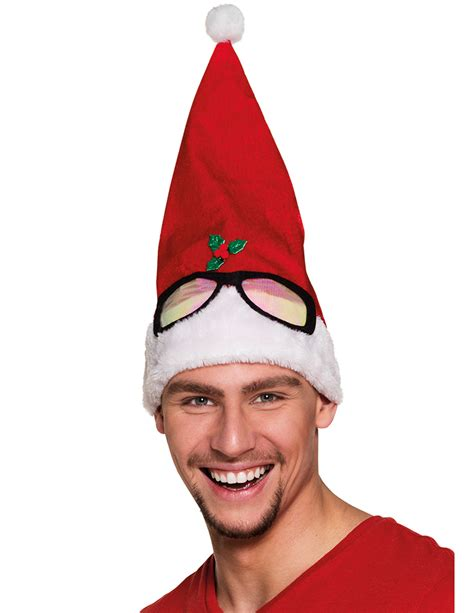 funny christmas hat with sunglasses hats and fancy dress