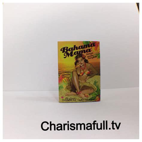 Thebalm Bahama thebalm instain blush and bahama bronzer reviews photos w swatches charismafull