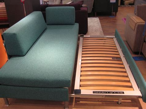 Slat Sofa Bed Sofa Bed Design Slat Sofa Bed Modern Design From Foam And Mint Colour Textured Cotton Completed