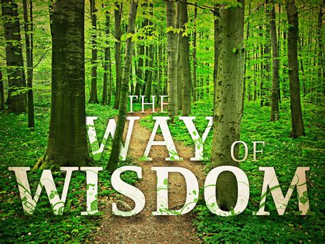 The Wisdom Of Some by Wisdom Pastor Kyle Huber
