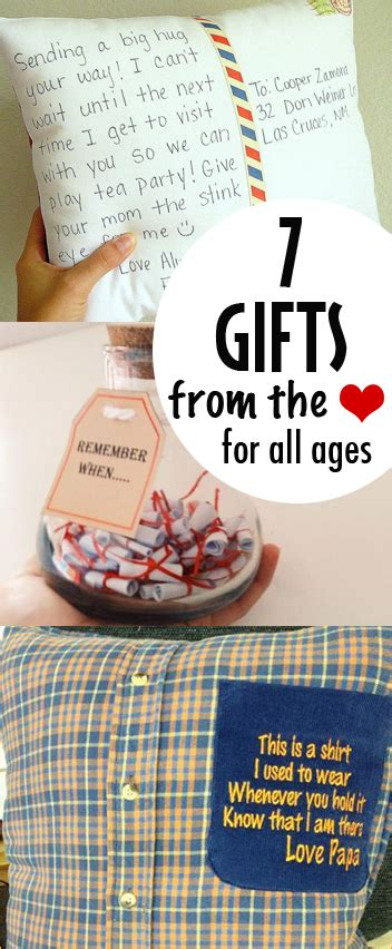 sentimental gifts paige s party ideas