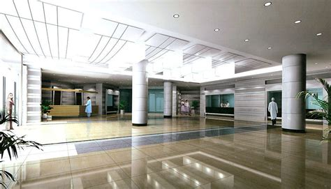 hospital lobby interior 3d design 3d house free 3d