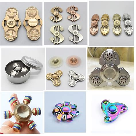 Fidged Spinning Dollar newest spinner dollar fidget spinner with ceramic