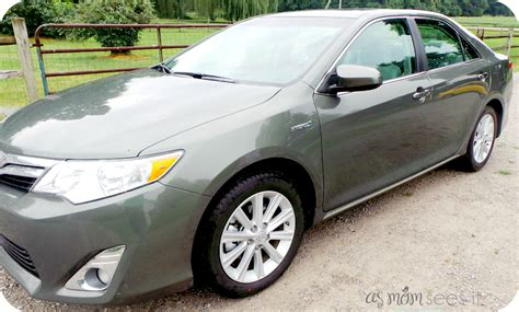 Toyota Camry 2013 Review Toyota Camry Hybrid Review Comfort And Tech And Safety
