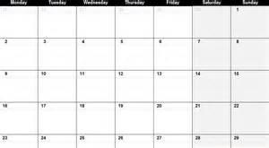 2011 calendar template australia