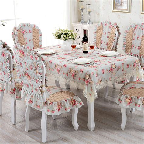 quilted tablecloth table linens european tablecloth chari cover set lace print