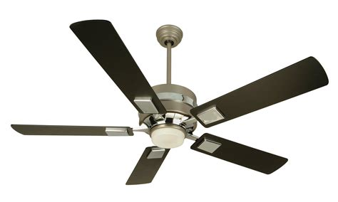 black modern ceiling fan with light craftmade fa52bn5 5th avenue 52 quot modern contemporary