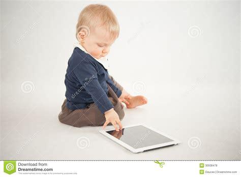 baby photo ideas royalty free digital stock photos for baby using digital tablet royalty free stock photos