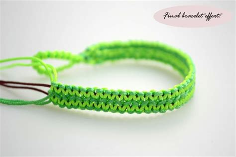 Different Knots For Hemp Bracelets - pin by jitka nagyov 225 on tkan 237