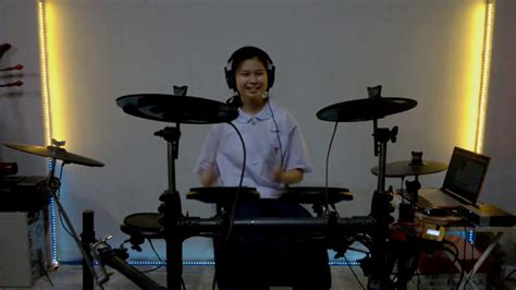 alan walker drum alan walker faded electric drum cover by pin phota