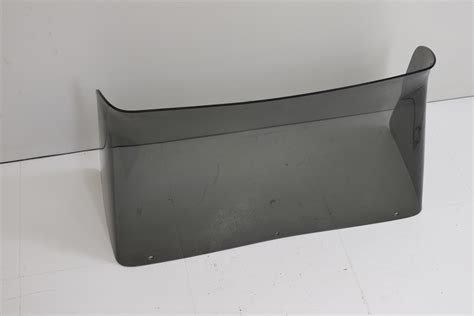tinted boat windshield tinted plexiglass boat windshield approx 23 1 2 quot w x 14 quot h