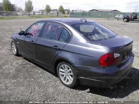 ENGINE 2007 2013 BMW 328I 3.0L 6 CYL N51 AWD #1356339