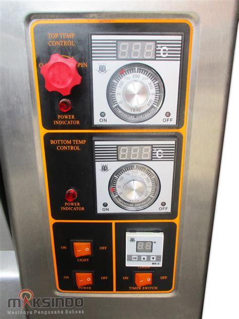 Oven Gas Di Bandung jual mesin oven roti gas 1 loyang mks rs11 di bandung