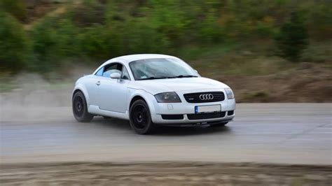 Audi Track Car by Audi Tt Quattro On Track Youtube