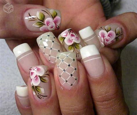 imagenes de uñas acrilicas bonitas 2015 unhas decoradas carga dupla