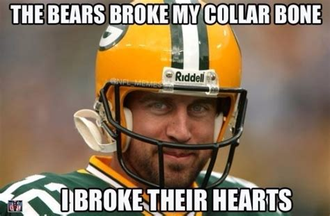 Packers Bears Memes - packers football friday back at it packerstalk com
