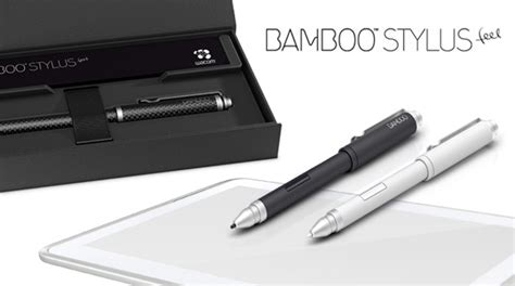 Bamboo Pen Tablet Promises The Feel Of A Real Pen On Paper by 10 Most Innovative Gift Ideas For Digital Artists