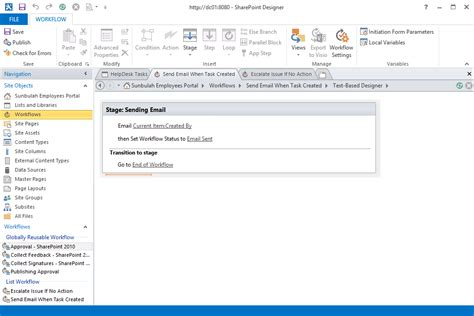 workflow for sharepoint 2013 sharepoint designer 2013 workflow not sending email