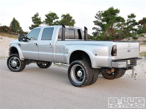 luxury ford lifted to luxury 2008 ford f 450 lariat super duty wtr