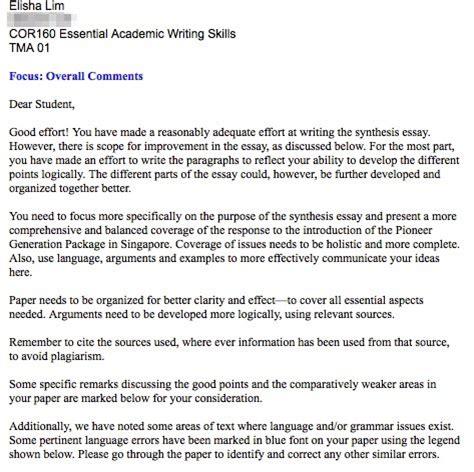 Tma01 Essay by Cor160 Essential Academic Writing Skills Elisha S Learning E Portfolio