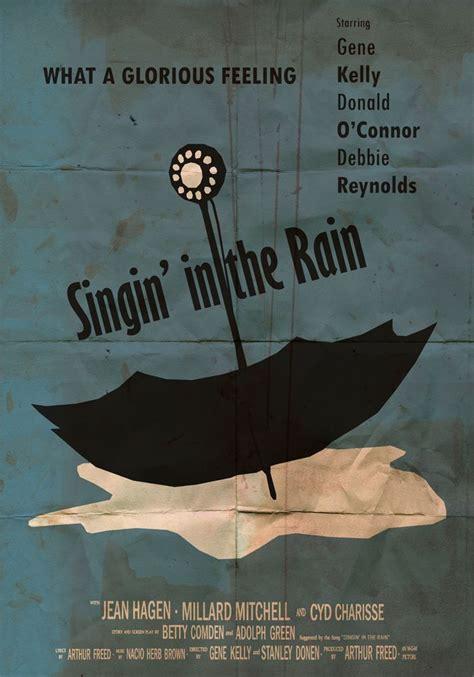 libro singing in the rain mejores 95 im 225 genes de film poster en carteles de cine cine y carteles de pel 237 culas