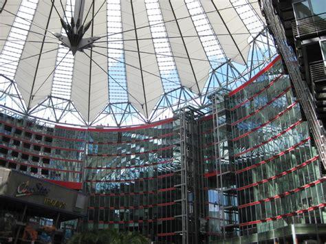 berlin centre sony centre berlin building architect potsdamerplatz