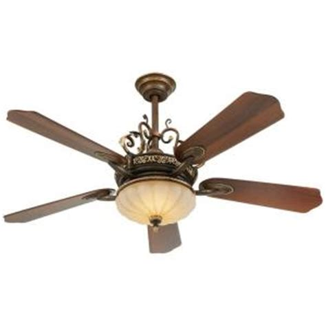 Chateau Ceiling Fan by Home Decorators Collection Chateau 52 In