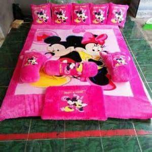 Karpet Tidur aneka karpet rasfur boneka buat tidur guling lucu