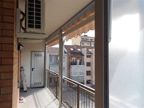 chiusura terrazzo con veranda foto chiusura completa balcone con tenda veranda doppio