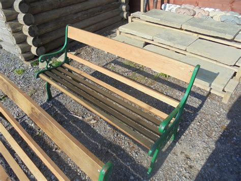 garden bench ends garden bench with reclaimed ends authentic reclamation