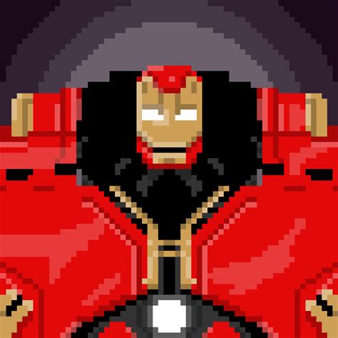Pixelart GIFs - Find & Share on GIPHY Iron Man 3 Logo Png