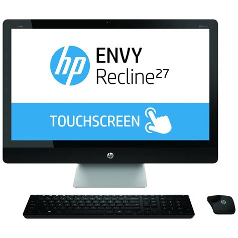 hp envy recline 27 touchsmart all in one pc hp envy recline 27 quot intel i5 2 9ghz touchscreen all in one